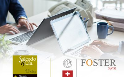 Sociedades Offshore: alianza con Foster Swiss